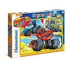 Clementoni - 26962.4 - Puzzle - Blaze - 60 Pièces