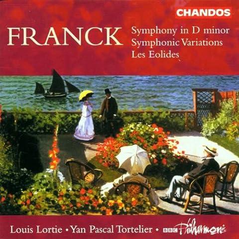 Cesar Franck Symphonie - Symphonie en Ré