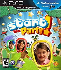 Start the Party - Motion Control (PS3)