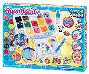 AQUA BEADS Aquabeads-Colección de Designer Perlas de creación, 32489,, Talla única