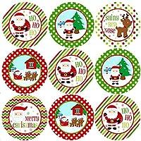 144 Jolly Christmas 30mm Children