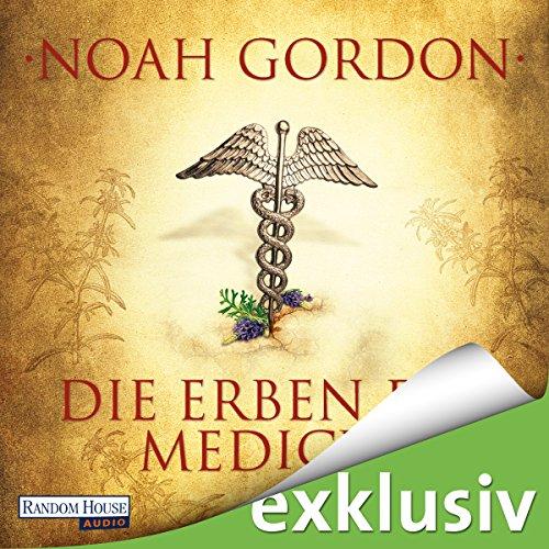 Buchseite und Rezensionen zu 'Die Erben des Medicus (Familie Cole 3)' von Noah Gordon