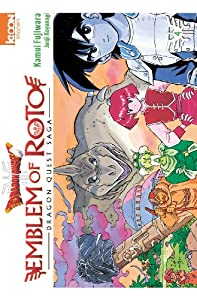 Dragon Quest - Emblem of Roto Edition simple Tome 4