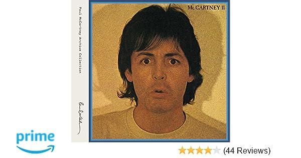 McCartney II Amazoncouk Music