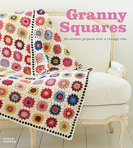 Granny Squares Amazon Susan Pinner 8601200851519 Books