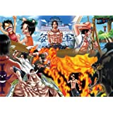 One Piece - Fire Fist Portgas D. Ace 500pc Jigsaw Puzzle (japan import)
