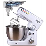 Germany technology stand mixer ADLER 6 Speed 1000w 4 Liter 2 years warranty