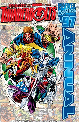 Thunderbolts Annual 1997 #1 (Thunderbolts (1997-2003)) (English Edition)