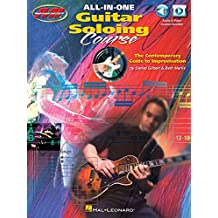 Musicians Institute All-In-One Guitar Soloing Course -Book & Media Online-: Noten, E-Bundle, Download