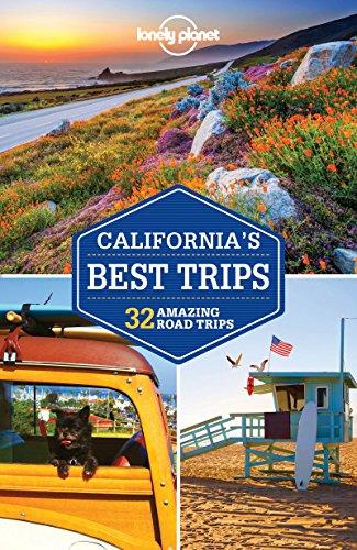 California's Best Trips - 3ed - Anglais par AA. VV.