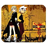 Anime Soul Eater Personalized Custom Gaming Mousepad Rectangle Mouse Mat / Pad Office Accessory And Gift Design-LL1052