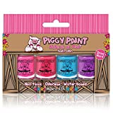 Piggy Paint Nail Polish - 4 Bottle Box - Non-toxic by Piggy Paint (Bild: Amazon.de)