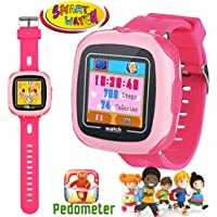 Kids Smartwatch Phone Game Smartwatches for Kid orologi intelligenti fotocamera Games touch screen Cool Toys orologi…