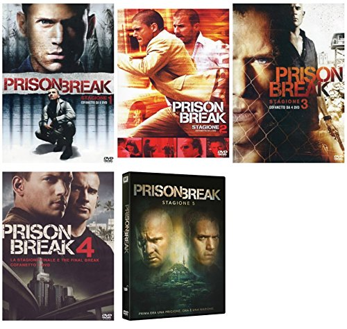 Prison break der beste Preis Amazon in SaveMoney.es