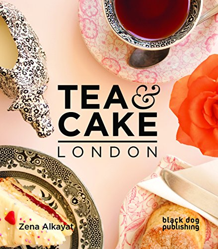 Tea and Cake London por Zena Alkayat