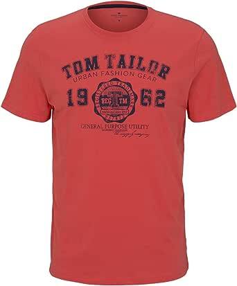 TOM TAILOR Men's T-Shirt