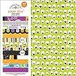 Doodlebug Doodlebug Paper Plus Value Pack 12-inch x 12-inch 1-Halloween, Other, Multicoloured