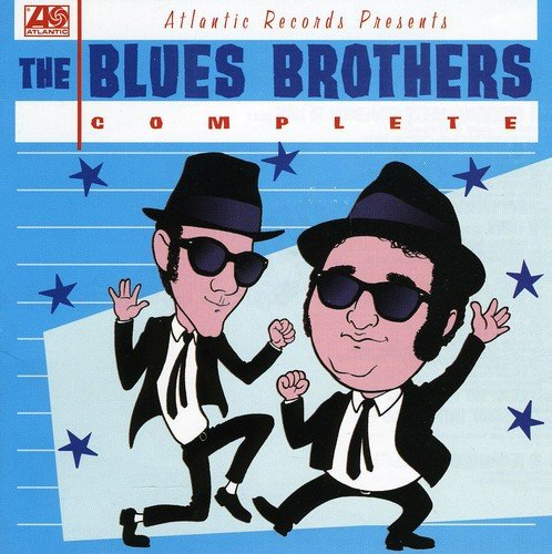 Blues Brothers Complete (35 Tracks) - 1x Bluse