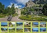 Foto-Wandkalender - Motorrad-Traumziele DIN A2 quer: Motorrad-Traumziele 2018