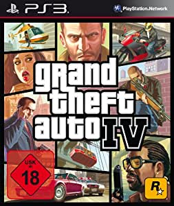 Grand Theft Auto IV - [PlayStation 3]