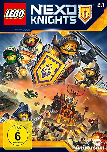 lego - nexo knights - season 02 #01 DVD Italian Import