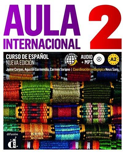 Aula internacional. Libro del alumno. Per le Scuole superiori. Con CD Audio. Con espansione online: 2