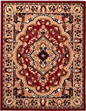 Carpeto Rugs Tapis Salon Rouge 250 x 300 cm Oriental/Verona Collection