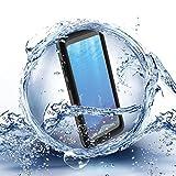 Samsung Galaxy S8 Wasserdichte Handy Hülle Backcover Moonmini® outdoor Staubdicht Schneedicht Stoßfest Anti-Rutsch schutzhülle mit Displayschutz für Samsung Galaxy S8 (2017)