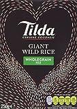 Tilda Giant Wild Rice, 250g