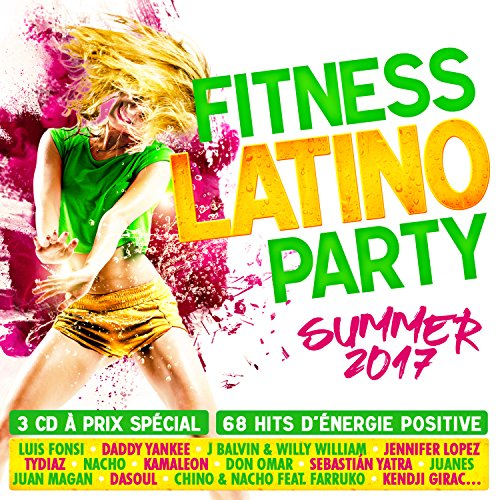 Fitness Latino Party Summer 2017 (3CD Multipack)
