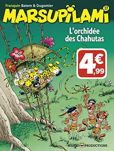 Marsupilami, tome 17 : L'Orchidée des Chahutas par Batem