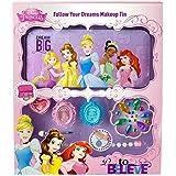 Princesas Disney - Follow Your Dreams Makeup Tin, pack de maquillaje (Markwins 9603910)