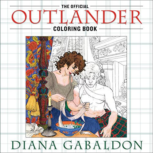 Outlander Coloring Book por Diana Gabaldon