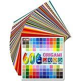 Origami Mix 15 cm, 65 Blatt in 60 Farben