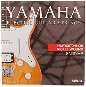 Yamaha - EN10HB - Cordes pour Guitare Electrique - Acier