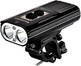 soonfire FD38S LED Fahrrad,1800 Lumen USB ladbare Superhelles wasserdicht vorderlicht Fahrrad Akku USB,Einfaches Zusammenbauen und Auseinande