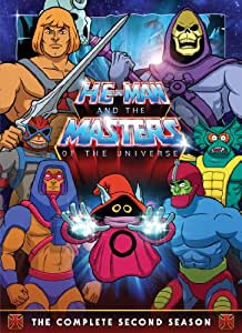 He-Man & The Masters Of The Universe: Season Two [DVD] [Region 1] [NTSC] [US Import]