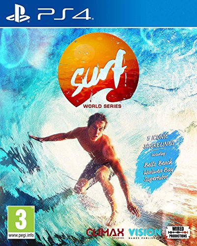 Surf World Series (PS4) (New) - Serie Flat