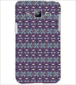 PrintDhaba Pattern D-5258 Back Case Cover for SAMSUNG GALAXY J2 (Multi-Coloured)