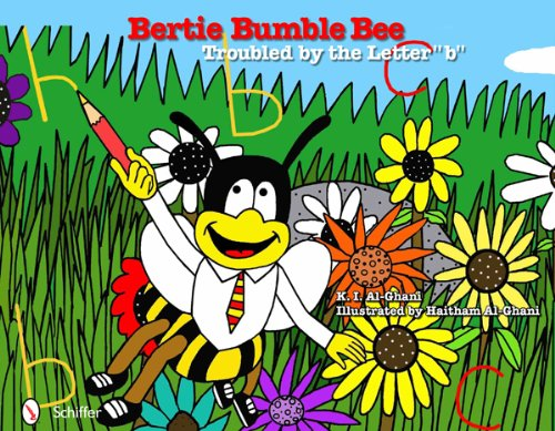 "Bertie Bumble Bee: Troubled by the Letter """"b"