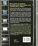 Image de La biblia del guitarrista: 501 acordes de guitarra ilustrados para rock, blues, soul, country, jazz y clásico
