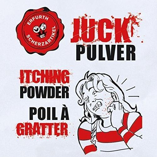 5 x Juckpulver Juck Pulver Itching Powder Scherzartikel
