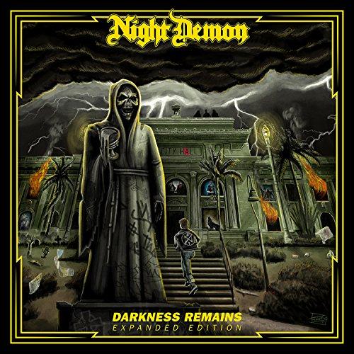 Night Demon: Darkness Remains-Expanded Edition (DigiPak + Bonus CD) (Audio CD)
