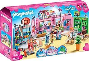 Playmobil 9078 - Einkaufspassage