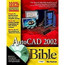 AutoCAD 2002 Bible by Ellen Finkelstein (2001-10-15)