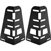 Supports SmartBase pour tête ou pied de lit 35,5 cm ZINUS | Ensemble de 2 éléments