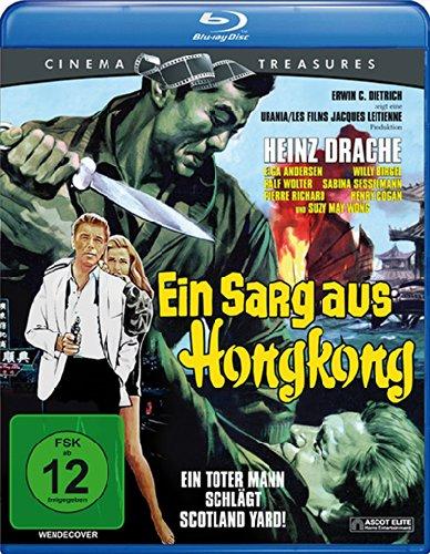 Bild von Ein Sarg aus Hongkong - Ungeschnittene HD-Neuabtastung vom 35mm-Original (Cinema Treasures) [Blu-ray]