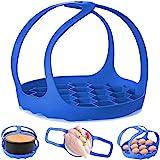 Autocuiseur Sling, Silicone Sling Bakeware 6Qt/8Qt Instantané Pot/Ninja Foodi/Multi-Fonction Cooker Anti-échaudage Ustensiles