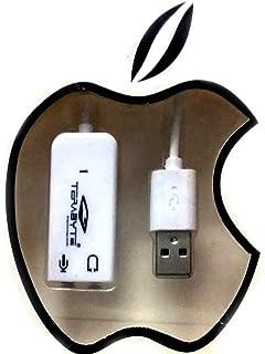 TerabyteTB 026 USB Sound Adapter  White