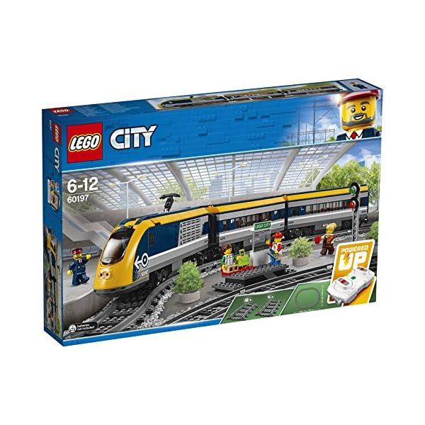 LEGO City - Treno Passeggeri, 60197 2 spesavip